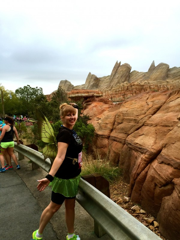 I love running through Carsland - another inspiring site!