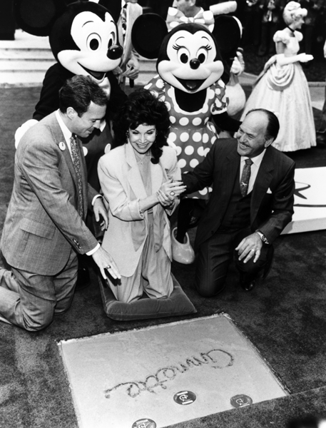 Annette Funicello D23 Expo