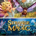 Lucasfilm Ltd.'s animated film STRANGE MAGIC is available to watch at home now, and we are giving a copy away to one of our readers.  STRANGE MAGIC is a music-filled fairy tale […]