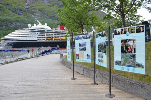 Disney Magic Norwegian Fjords