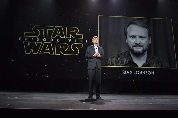 STAR WARS VIII Rian Johnson