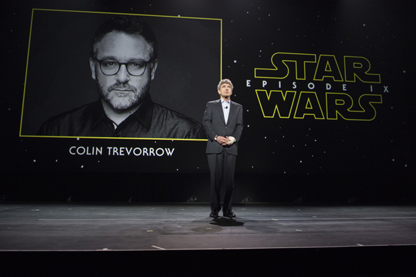 STAR WARS IX Colin Trevorrow