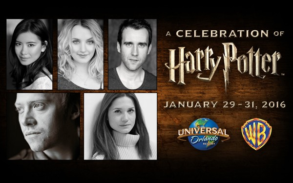 Universal Orlando Celebration of Harry Potter
