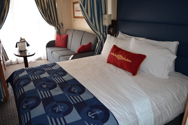 Disney Magic Stateroom