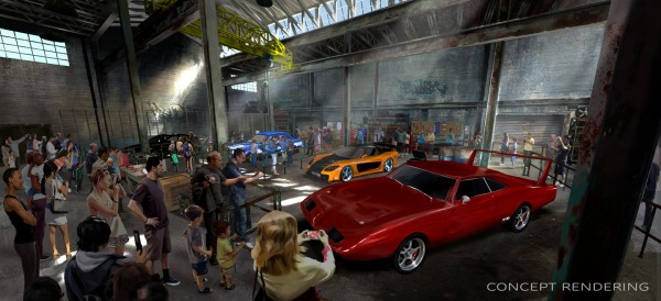 Fast and Furious – Supercharged