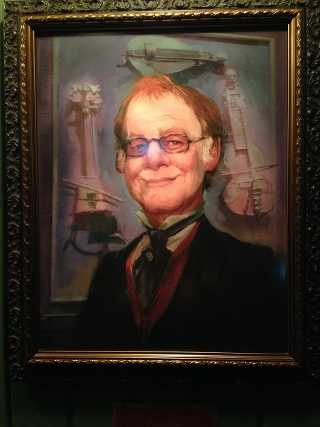 Portrait of Danny Elfman HKDL