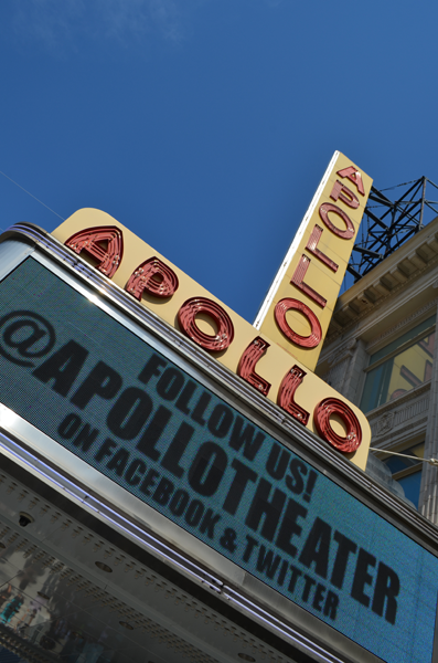 Apollo Theater Historic Harlem Tour