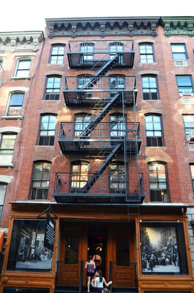 Tenement House Museum, NYC