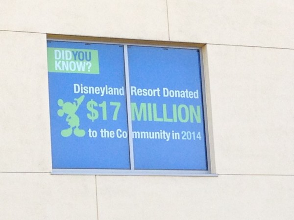 DLHW Disneyland Did You Know Sign 1
