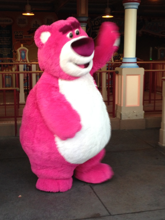 DLHW Lotso on the 10k Course