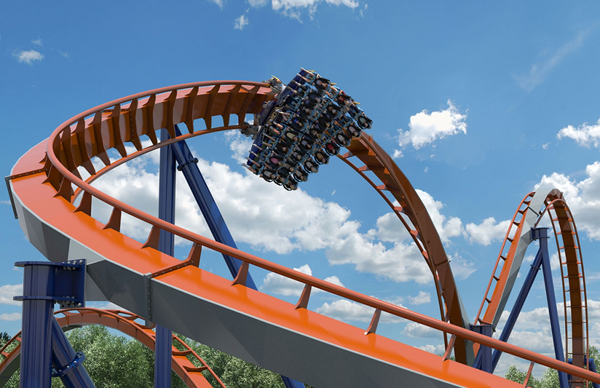 Valravn Cedar Point
