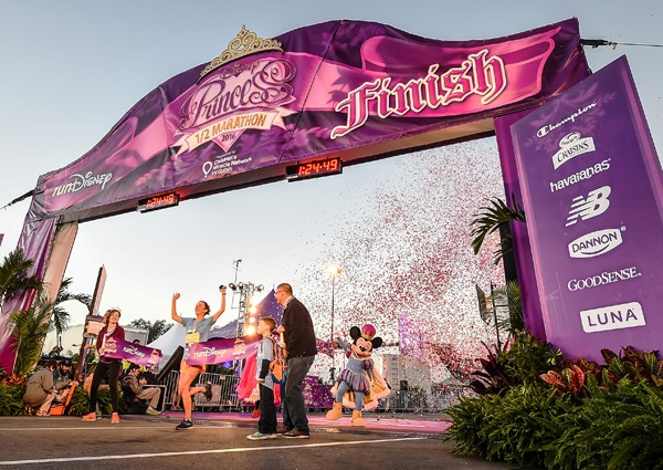 2016 Disney Princess Half Marathon Winner