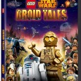 Your favorite Star Wars heroes are back with five complete episodes that unleash the lighter side of the Force in LEGO STAR WARS: DROID TALES.  On DVD now with an exclusive […]