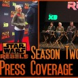 After the amazing Red Carpet Event put on by Disney Channel PR and Lucasfilm for the finale of Star Wars: Rebels, Season 2 (click here for a photo recap), let's head […]