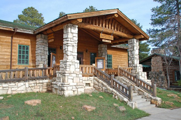 North Rim Visitors Center