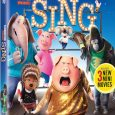 "In Mark Oguschewitz's review of Illumination Entertainment's SING, he said, ""everyone will leave the theater with a big smile on their faces,"" and we have a SING Blu-ray to give […]"