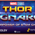 THOR: RAGNAROK follows the tradition of the past few Marvel Studios films, and seeks to inspire young girls to share their excitment about science and technology.  From now until September […]
