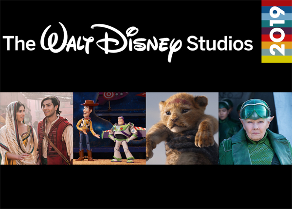 The Walt Disney Studios 2019