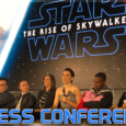 The final chapter of the Skywalker Saga, THE RISE OF SKYWALKER, releases December 20th. Prepare for this momentous event with an in-depth discussion by cast and crew at the Rise […]